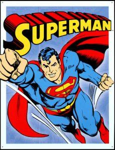 クラーク・ケント時間とスーパーマン時間